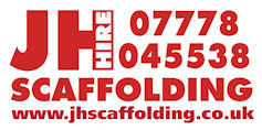JH Scaffolding in Backwell, Nailsea, Weston, Bristol, Portishead, Clevedon